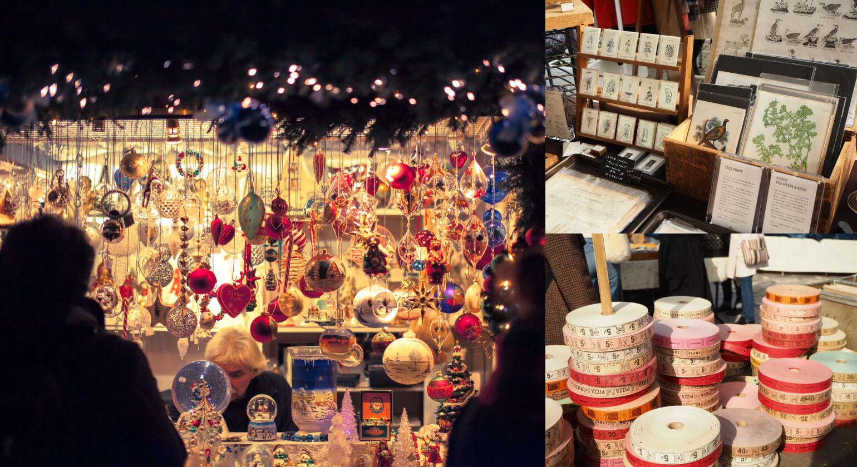ドイツ蚤の市 クリスマスマーケット